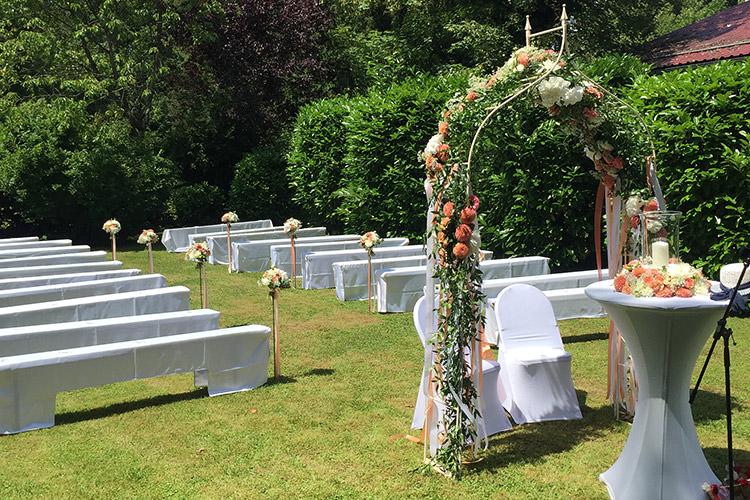 Marstall in Berg - Hochzeitslocation