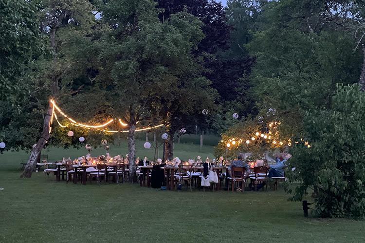 Gut Hartschimmel - Hochzeitslocation - Gartenhochzeit
